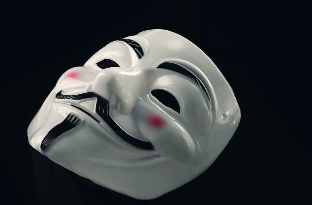 Guy Fawkes Mask. Horror. Genre. Writing.